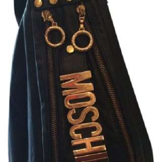 VINTAGE MOSCHINO BACKAPACK RARE