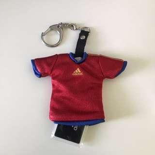 西班牙隊 Adidas 八達通