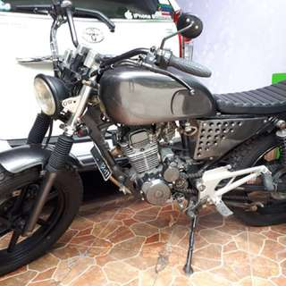 Dijual Saja Honda Tiger 96