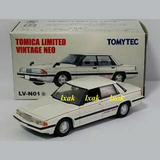 SOLD LV-N01b Mazda Luce Limited Rotary Turbo Tomica Limited Vintage Neo Tomytec Model