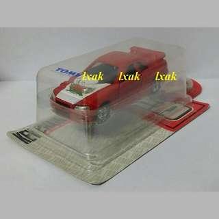 #020-8 Nissan Skyline GT-R (R34) 30th Anniversary Key Chain Tomica Model