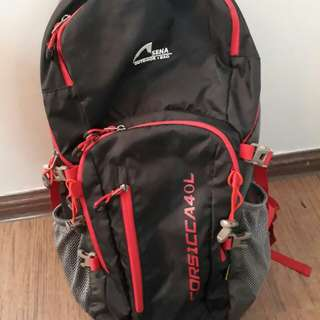 SENA 40L outdoor backpack