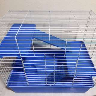 Pre loved Rabbit Cage