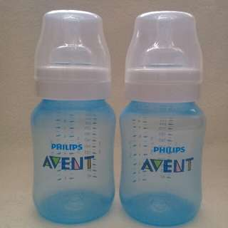 🆕 Philips Avent Classic (Blue) 9oz Bottle