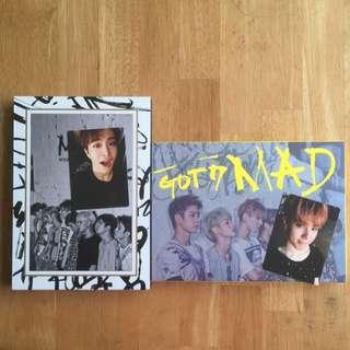 [WTS] GOT7 Mini Album - MAD