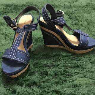 Blue Jeans Shoes C&K
