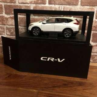 全新台灣本田CRV5模型車五個顏色各一台