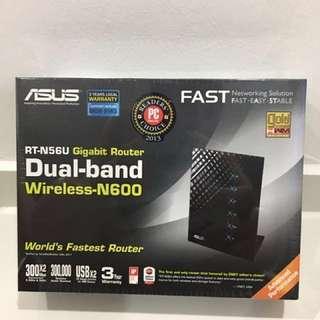 *New* RT-N56U Dual-band Gigabit Wireless Router
