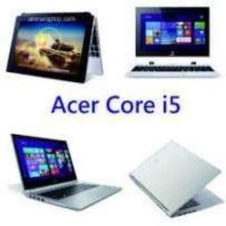 Free 1X Cicilan! Kredit ACER Core i5 RAM 4GB HDD 500GB Tanpa Kartu Kredit