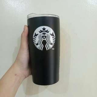 Starbucks Black Tumbler