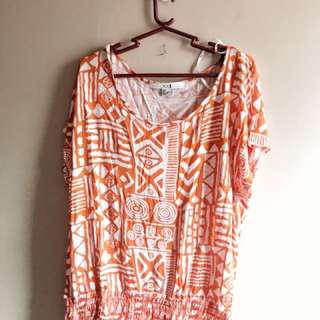 Forever21 Tribal Top