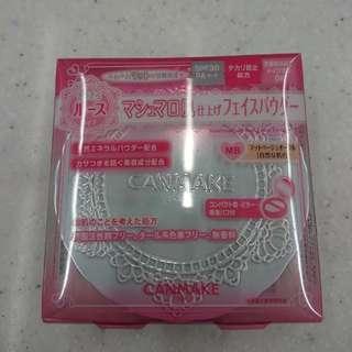 Canmake 棉花糖 粉 powder