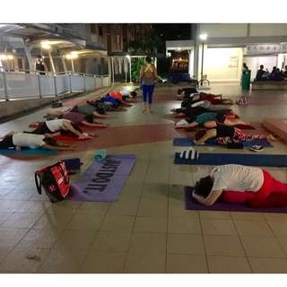 (Mummies) WB Fitness Group & Personal Training in the West