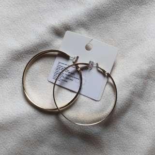 Hoop Earrings by H&M