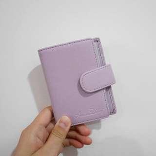 Anna Dolly淡紫色名片本