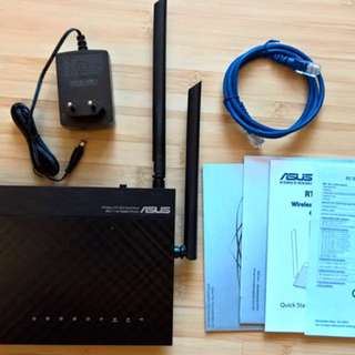 CHEAP! Brand New Asus  Router with Full Warranty for sale CHEAP!!