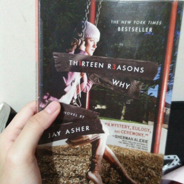 13 Reasons Why Books Books On Carousell
