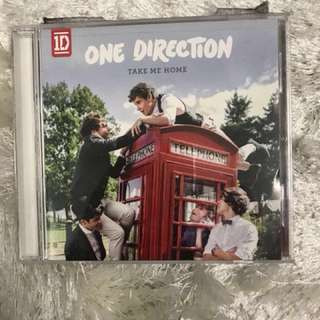 clearance : one direction cds!! 💦💿 || take me home, up all night, midnight memories