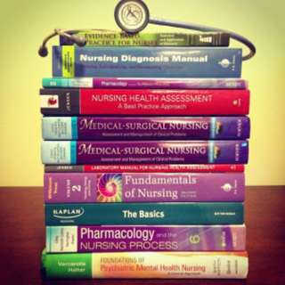 NURSING PDFS AND BOOKS AVAILABLE