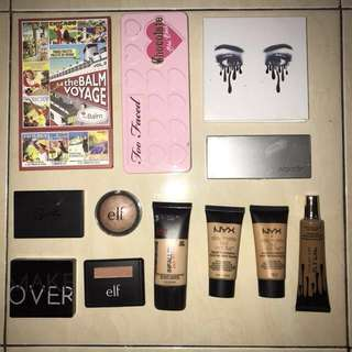 Sell of my make up