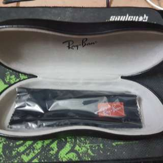 Ray Ban Specs Hard Case