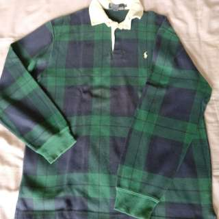 Ralph Lauren polo sweater thick