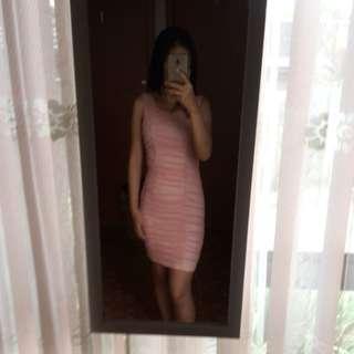 ICE DESIGN Formal dress (pink)