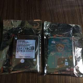 2.5'' Sata hard disk