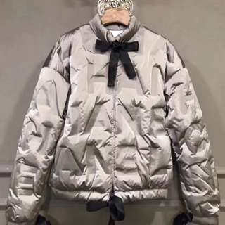 Chanel Down Feather Jacket (95% genuine feather)