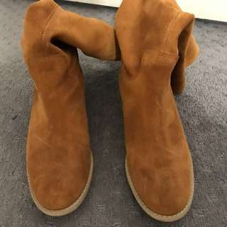 CHESTNUT BOOTS