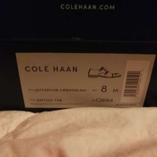 Cole Haan Jefferson Grand Double Monk