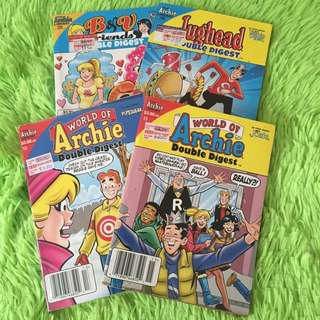 Archie Double Digest Comics