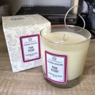 Pink Peony Soy Candle by The SOi Company