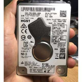 1T HDD