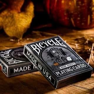 Bicycle Bone Rider Playing Cards
