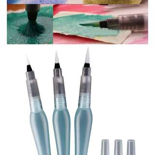 Water Color Brushes