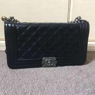 Channel Boy Bag Replica