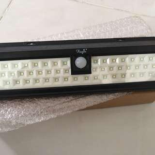 NEW - LED motion sensor light