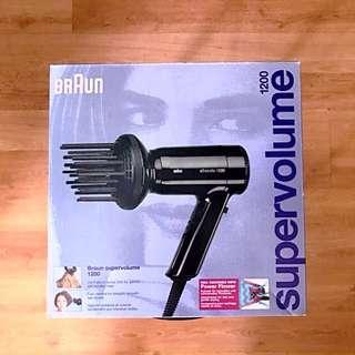 Styling Hair Dryer