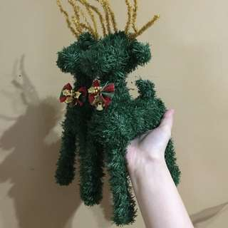 聖誕 裝飾 小鹿