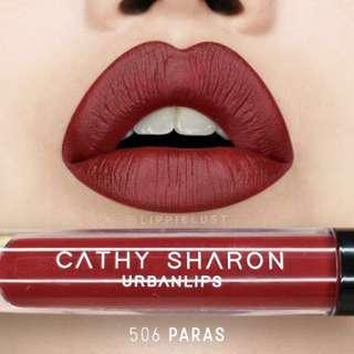 Cathy Sharon Urban Lips