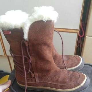 雪boots 5號~勁暖