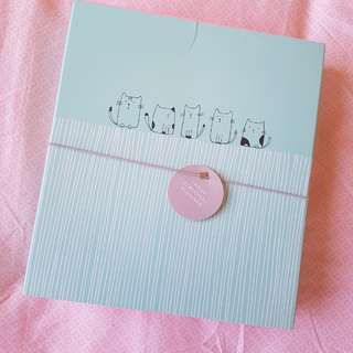 Kikki.k planner large light green