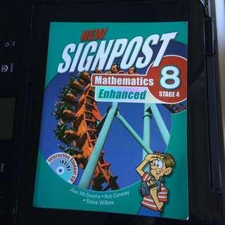 Year 8 Signpost Mathematics Enhanced