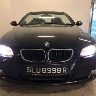 BMW 320i CONVERTIBLE