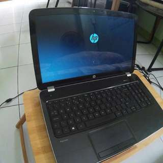 HP pavilion 15 inches laptop