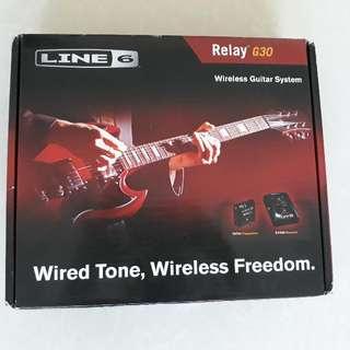 Line 6 Guitar Wireless System G30