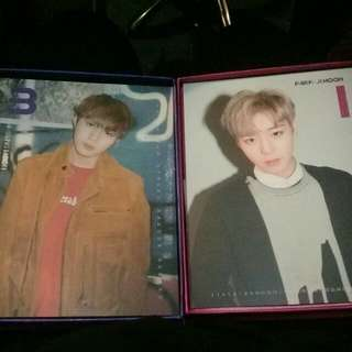 WTT WANNA ONE NOTHING WITHOUT YOU ALBUM CALENDAR COVER / STANDEE / PHOTOCARD