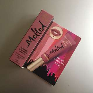 Too faced melted liquid lipstick chihuahua