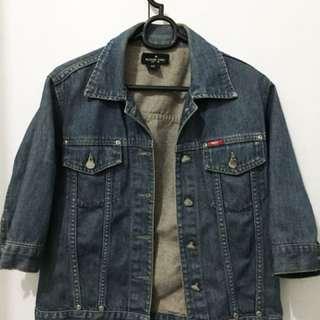 Maong jacket (small)